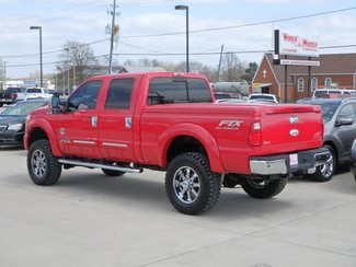 2012 Ford Super Duty F-250 SRW TUSCANY FTX All Terrain 4WD  Leather/Nav/Sunroof in Des Moines, IA