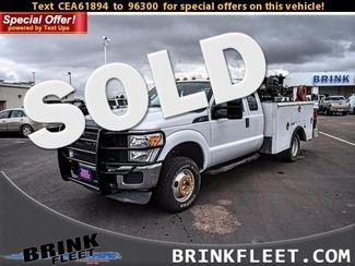 2012 Ford Super Duty F-350 DRW 4WD SuperCab 162 WB 60 CA XL   Lubbock, TX   Brink Fleet in Lubbock TX