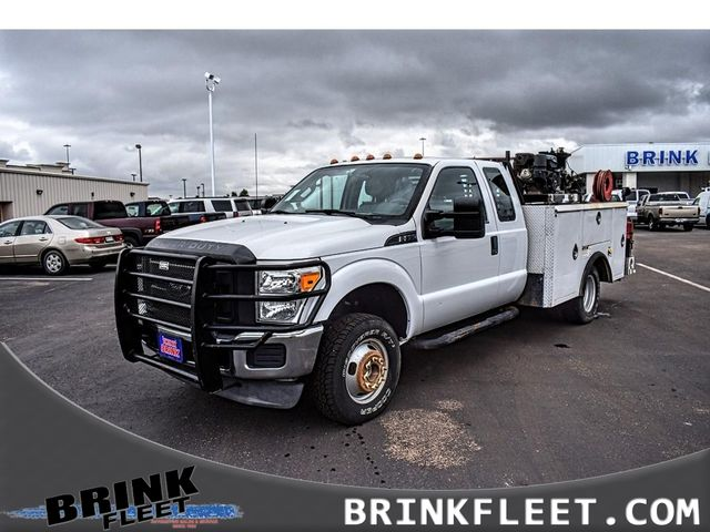 2012 Ford Super Duty F-350 DRW 4WD SuperCab 162 WB 60 CA XL | Lubbock, TX | Brink Fleet in Lubbock TX