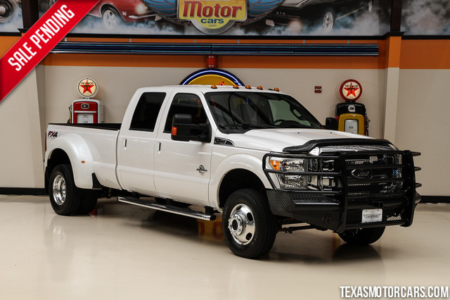2012 Ford Super Duty F-350 Lariat This 2012 Ford Super Duty F-350 DRW Pickup Lariat is in great sh