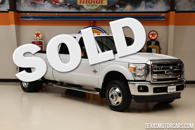 2012 Ford Super Duty F-350 Lariat This Carfax 1-Owner 2012 Ford Super Duty F-350 DRW Pickup Lariat
