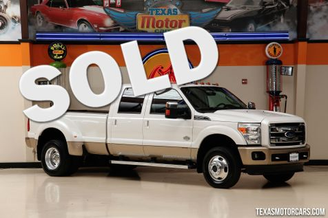 2012 Ford Super Duty F-350 DRW Pickup King Ranch in Addison
