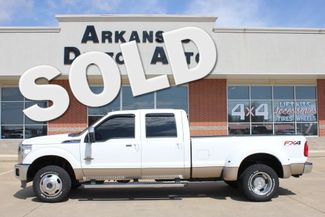 2012 Ford Super Duty F-350 DRW Pickup Lariat Conway, Arkansas