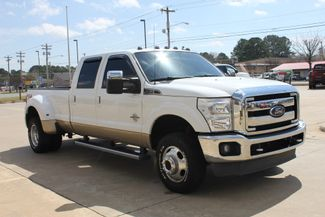 2012 Ford Super Duty F-350 DRW Pickup Lariat Conway, Arkansas 7