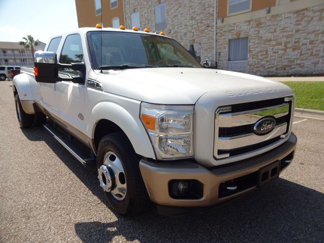 2012 Ford Super Duty F-350 DRW Pickup King Ranch Corpus Christi, Texas 1