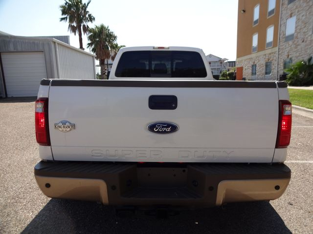 2012 Ford Super Duty F-350 DRW Pickup King Ranch Corpus Christi, Texas 8
