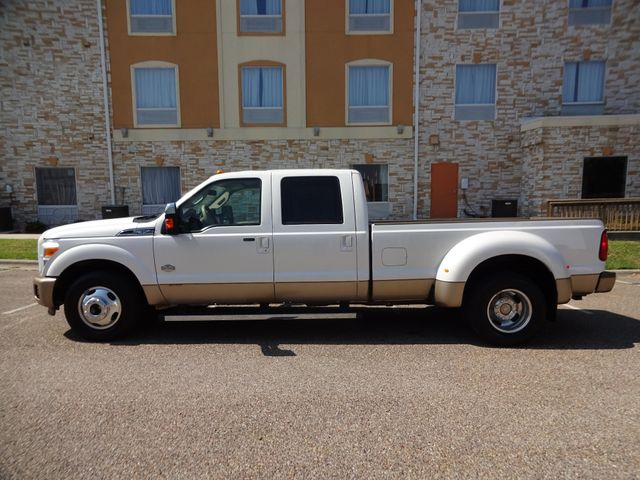 2012 Ford Super Duty F-350 DRW Pickup King Ranch Corpus Christi, Texas 5
