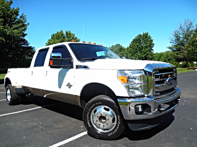 2012 Ford Super Duty F-350 DRW Pickup Lariat 6.7L Leesburg, Virginia 0