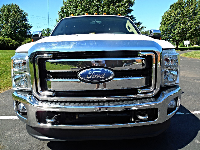 2012 Ford Super Duty F-350 DRW Pickup Lariat 6.7L Leesburg, Virginia 6