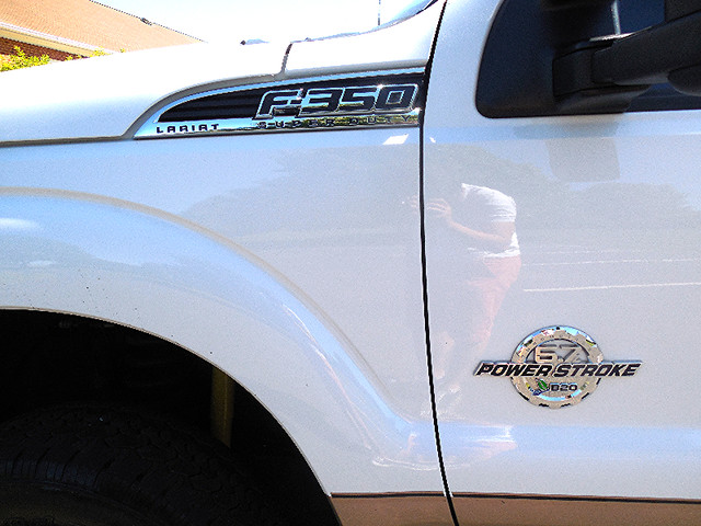 2012 Ford Super Duty F-350 DRW Pickup Lariat 6.7L Leesburg, Virginia 8