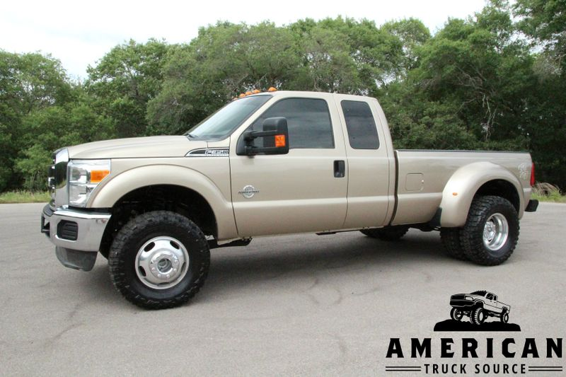 2012 Ford F-350 - 4x4