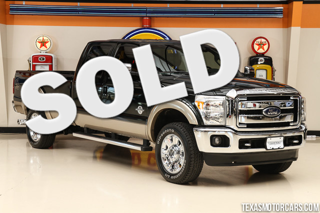 2012 Ford Super Duty F-350 Lariat 4x4 This Carfax 1-Owner 2012 Ford Super Duty F-350 SRW Pickup La