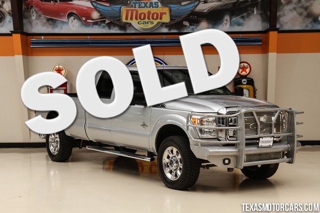 2012 Ford Super Duty F-350 Lariat 4x4 This Carfax 1-Owner 2012 Ford Super Duty F-350 SRW Lariat 4x