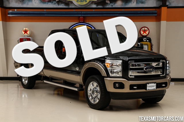 2012 Ford Super Duty F-350 King Ranch 4x4 This 2012 Ford Super Duty F-350 SRW King Ranch 4x4 is in