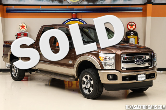 2012 Ford Super Duty F-350 King Ranch 4x4 This Carfax 1-Owner 2012 Ford Super Duty F-350 SRW King