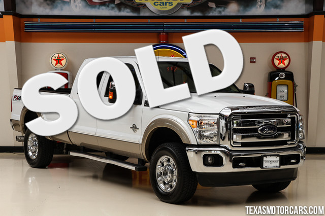 2012 Ford Super Duty F-350 Lariat This 2012 Ford Super Duty F-350 SRW Lariat is in great shape wit