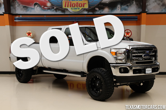 2012 Ford Super Duty F-350 Lariat This Carfax 1-Owner 2012 Ford Super Duty F-350 SRW Lariat is in