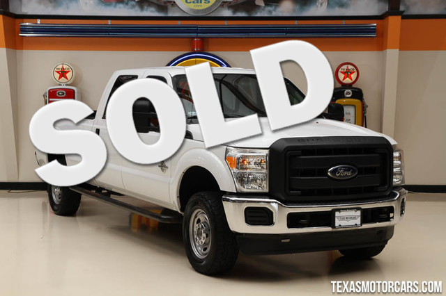 2012 Ford Super Duty F-350 XL This Carfax 1-Owner 2012 Ford Super Duty F-350 SRW Pickup XL is in g
