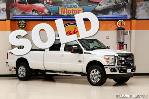 2012 Ford Super Duty F-350 SRW Pickup Lariat in Addison