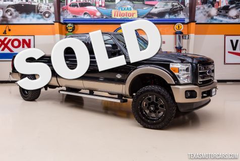 2012 Ford Super Duty F-350 SRW Pickup King Ranch 4x4 in Addison