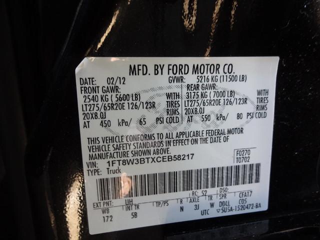 2012 Ford Super Duty F-350 SRW Pickup Lariat Corpus Christi, Texas 50