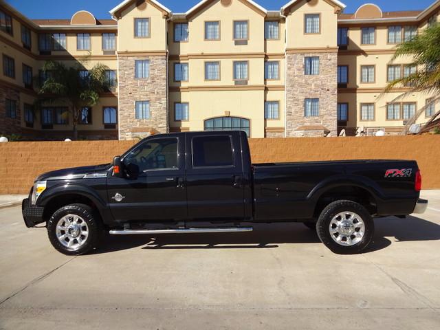 2012 Ford Super Duty F-350 SRW Pickup Lariat Corpus Christi, Texas 4