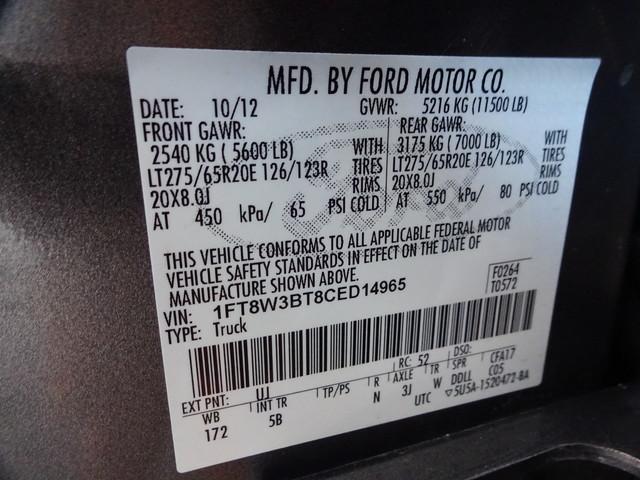 2012 Ford Super Duty F-350 SRW Pickup Lariat Corpus Christi, Texas 52
