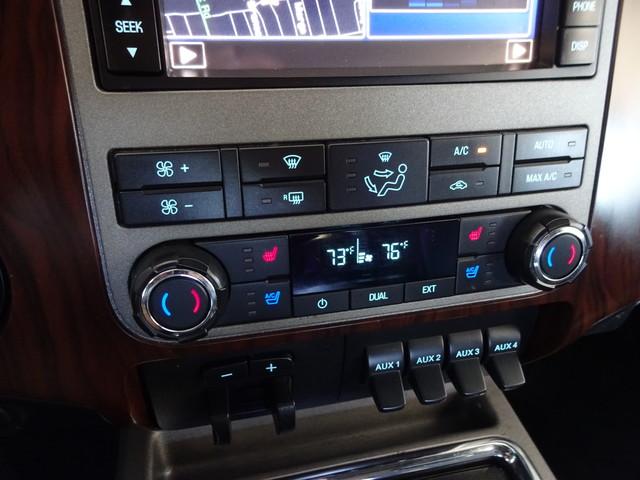 2012 Ford Super Duty F-350 SRW Pickup Lariat Corpus Christi, Texas 39