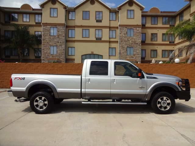 2012 Ford Super Duty F-350 SRW Pickup Lariat Corpus Christi, Texas 5