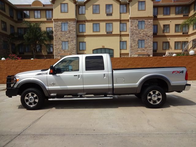2012 Ford Super Duty F-350 SRW Pickup Lariat Corpus Christi, Texas 4