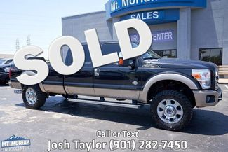 2012 Ford Super Duty F-350 SRW Pickup King Ranch | Memphis, TN | Mt Moriah Truck Center in Memphis TN