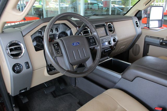 2012 Ford Super Duty F-350 SRW Pickup LARIAT ULTIMATE EDITION Crew Cab Long Bed 4x4 FX4 Mooresville , NC 32