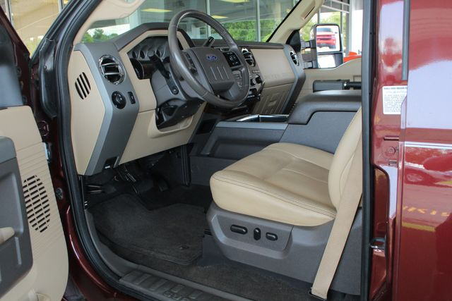 2012 Ford Super Duty F-350 SRW Pickup LARIAT ULTIMATE EDITION Crew Cab Long Bed 4x4 FX4 Mooresville , NC 31