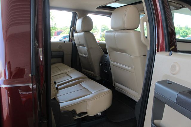 2012 Ford Super Duty F-350 SRW Pickup LARIAT ULTIMATE EDITION Crew Cab Long Bed 4x4 FX4 Mooresville , NC 40