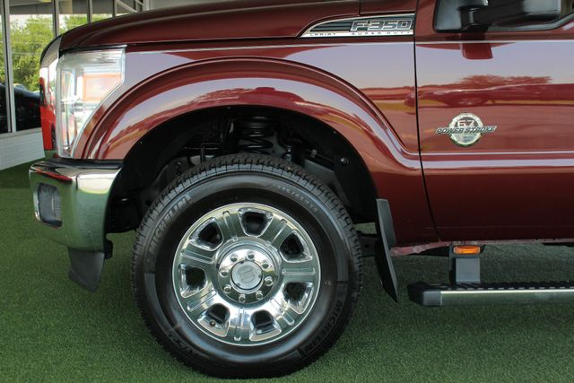 2012 Ford Super Duty F-350 SRW Pickup LARIAT ULTIMATE EDITION Crew Cab Long Bed 4x4 FX4 Mooresville , NC 21