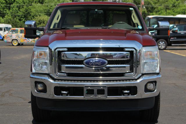 2012 Ford Super Duty F-350 SRW Pickup LARIAT ULTIMATE EDITION Crew Cab Long Bed 4x4 FX4 Mooresville , NC 16