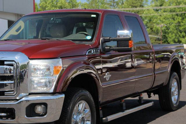 2012 Ford Super Duty F-350 SRW Pickup LARIAT ULTIMATE EDITION Crew Cab Long Bed 4x4 FX4 Mooresville , NC 25