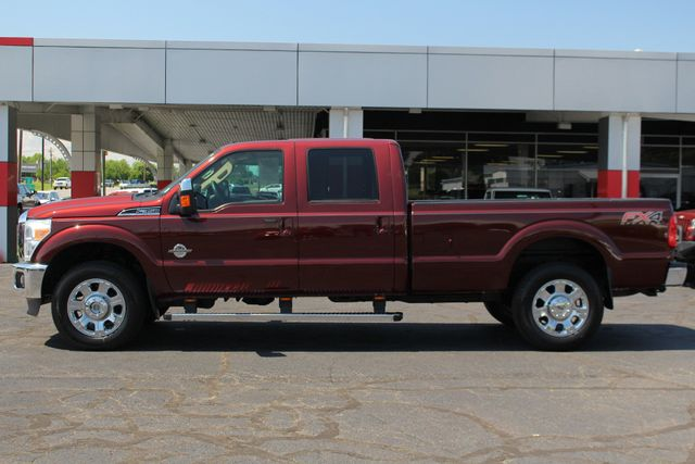 2012 Ford Super Duty F-350 SRW Pickup LARIAT ULTIMATE EDITION Crew Cab Long Bed 4x4 FX4 Mooresville , NC 15