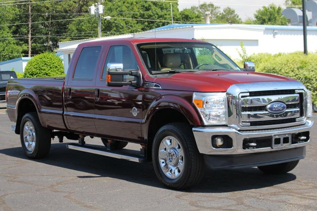 2012 Ford Super Duty F-350 SRW Pickup LARIAT ULTIMATE EDITION Crew Cab Long Bed 4x4 FX4 Mooresville , NC 22