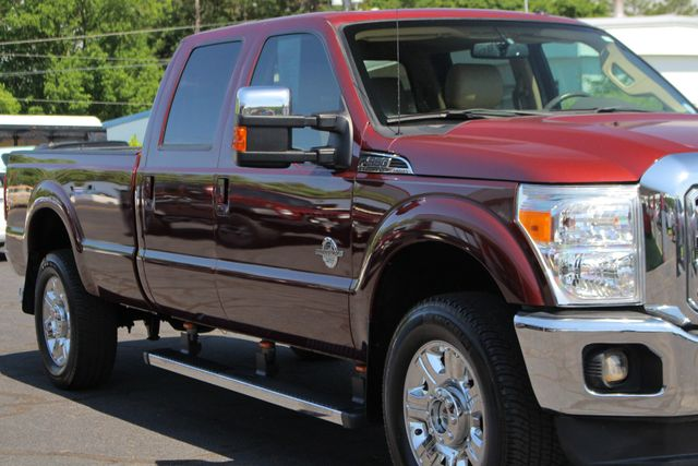 2012 Ford Super Duty F-350 SRW Pickup LARIAT ULTIMATE EDITION Crew Cab Long Bed 4x4 FX4 Mooresville , NC 24