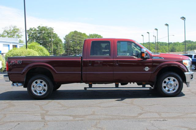 2012 Ford Super Duty F-350 SRW Pickup LARIAT ULTIMATE EDITION Crew Cab Long Bed 4x4 FX4 Mooresville , NC 14