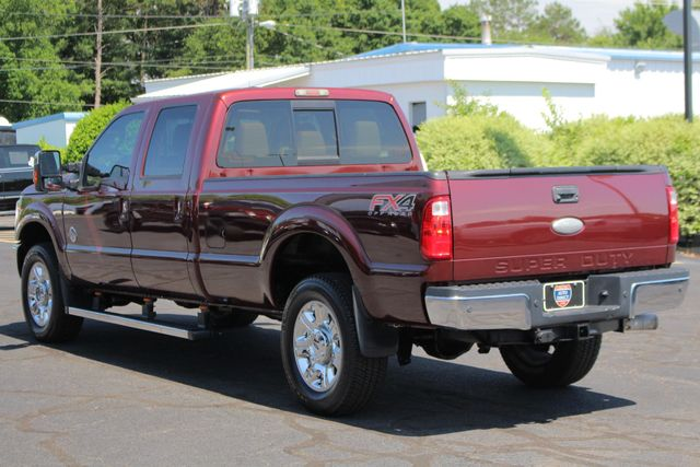 2012 Ford Super Duty F-350 SRW Pickup LARIAT ULTIMATE EDITION Crew Cab Long Bed 4x4 FX4 Mooresville , NC 27