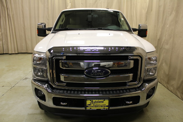2012 Ford Super Duty F-350 diesel Lariat Roscoe, Illinois 3
