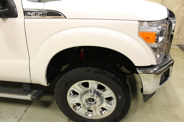 2012 Ford Super Duty F-350 diesel Lariat Roscoe, Illinois 4