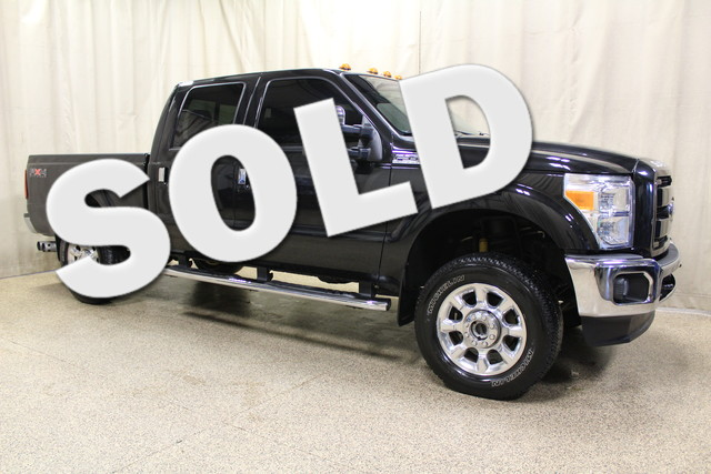 2012 Ford Super Duty F-350 Diesel Lariat Roscoe, Illinois 0