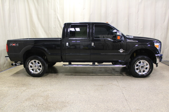 2012 Ford Super Duty F-350 Diesel Lariat Roscoe, Illinois 1