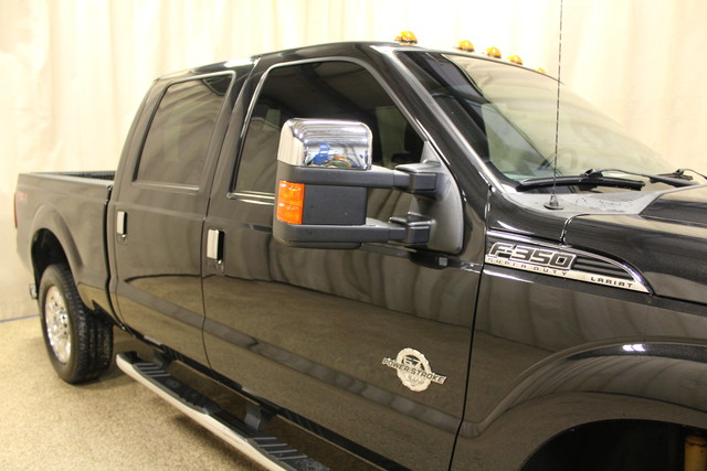 2012 Ford Super Duty F-350 Diesel Lariat Roscoe, Illinois 11