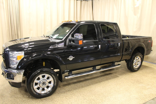 2012 Ford Super Duty F-350 Diesel Lariat Roscoe, Illinois 2