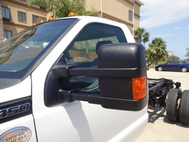 2012 Ford Super Duty F-450 DRW Chassis Cab XL Corpus Christi, Texas 12