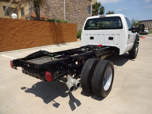 2012 Ford Super Duty F-450 DRW Chassis Cab XL Corpus Christi, Texas 3
